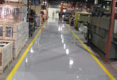 industrial flooring fort lauderdale