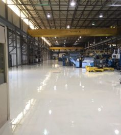 industrial flooring lakeland