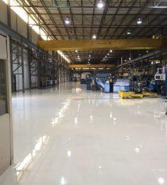 industrial flooring lakeland