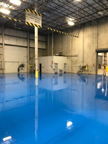 Concrete Polishing Moisture