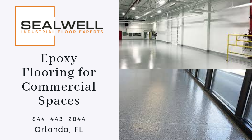 Epoxy Flooring for Commercial Spaces