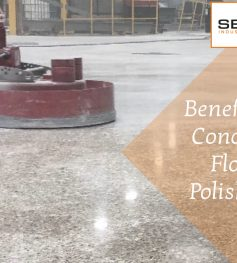 Benefits of Concrete Floor Polishing