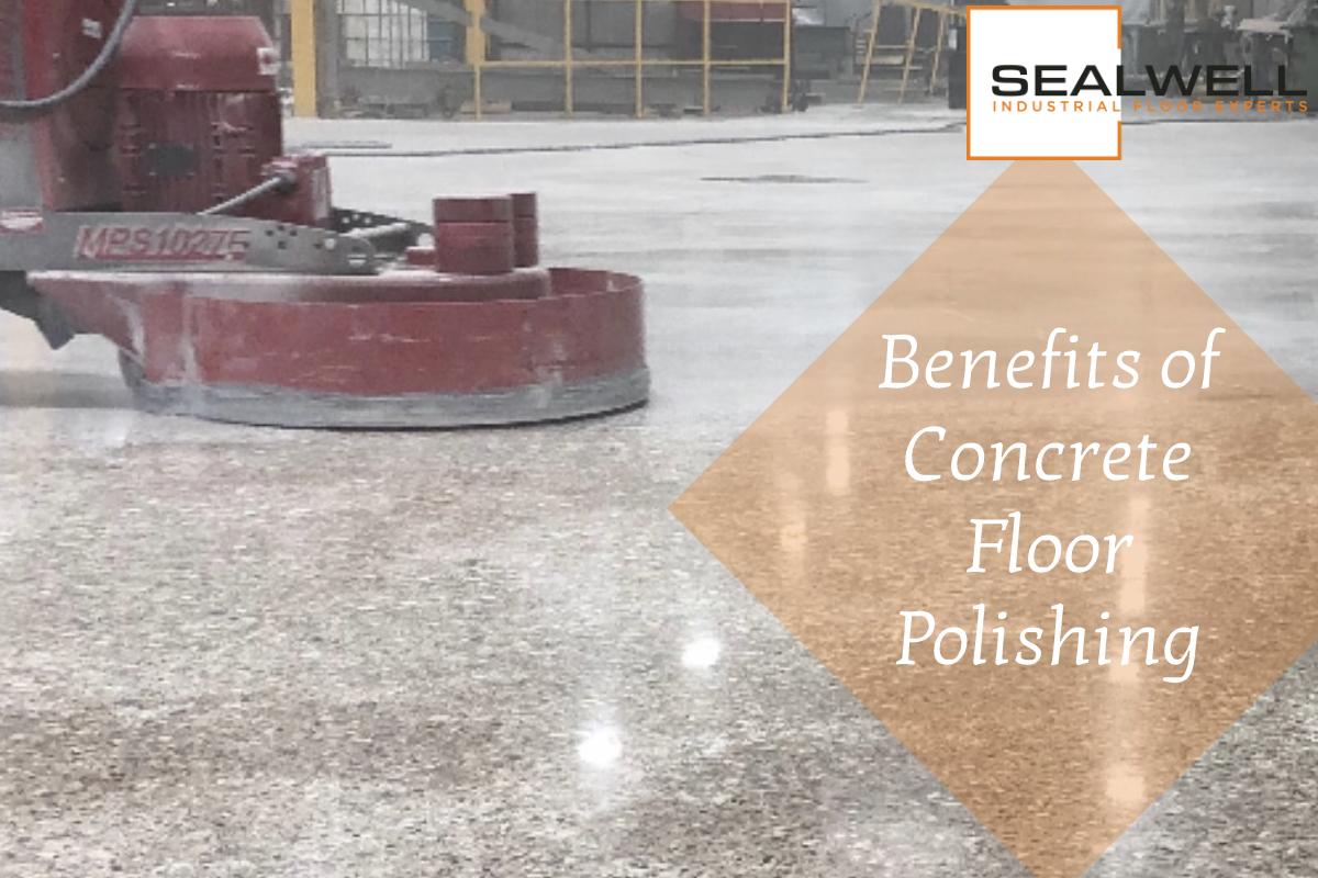 Benefits of Concrete Floor Polishing